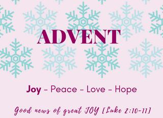 Advent series - Joy