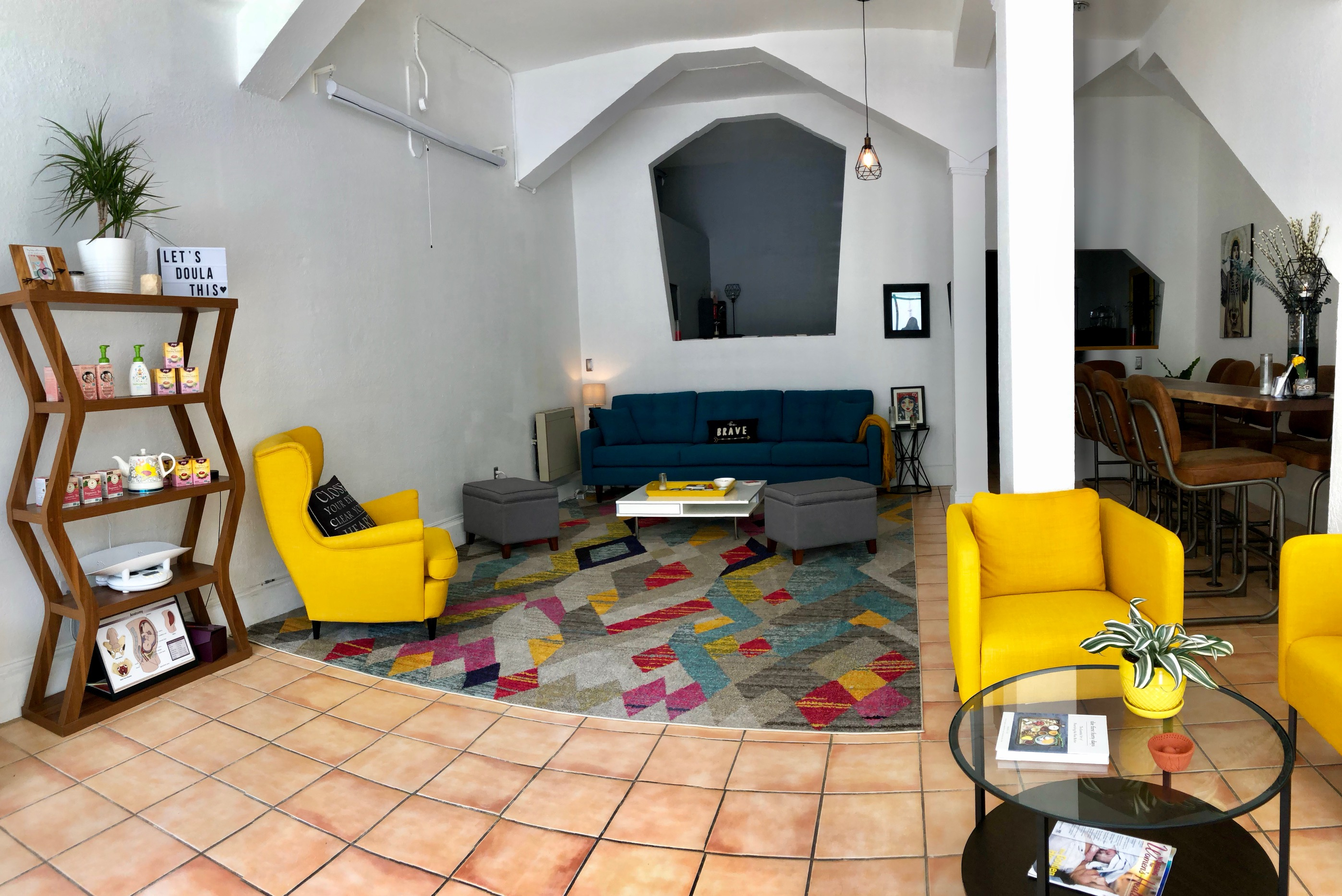 front room pano