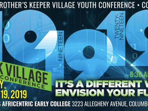 Money Mavens Crew Creator to Speak at MBK Village Youth Conference!