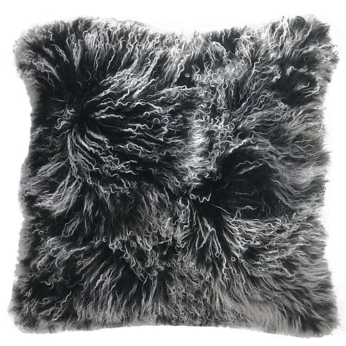 Starry Night Tibetan Lamb Pillow