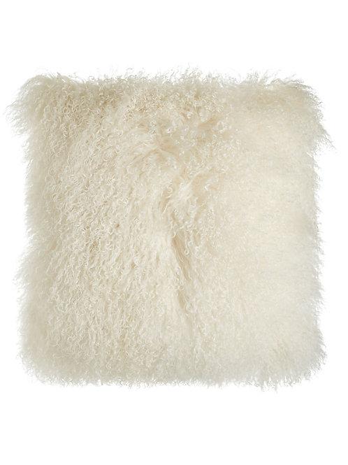 Chani Lei Parker Tibetan Lamb Pillow