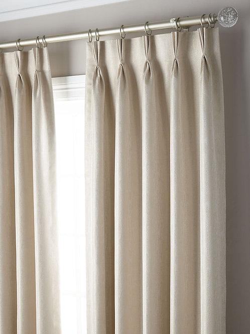Ivory Shimmer Panel
