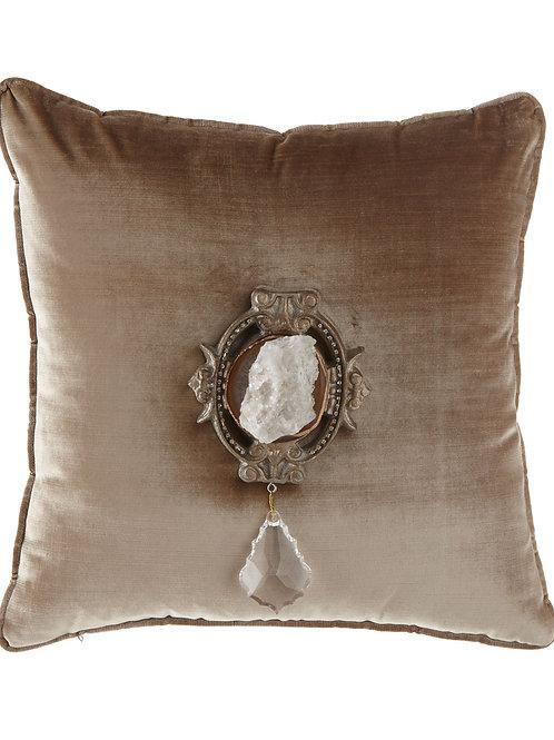 Joule Paris Quartz Jute Pillow
