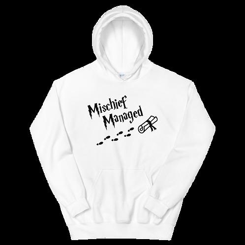 Mischief Managed - Hoodie (light)