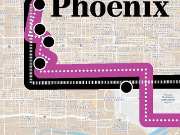 Two Days in Phoenix: A City of Contrasts
