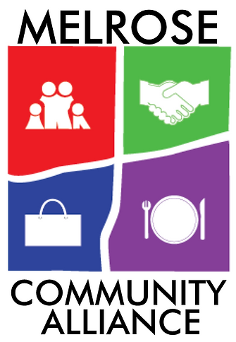 Melrose Community Alliance Logo