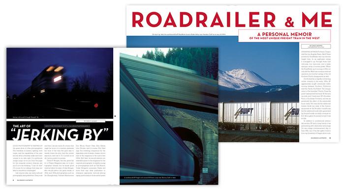 Railroads Illustrated Magazine