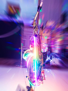 LEDSAX Player Rockcliffe Hall