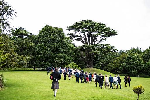 Broxmouth Park Ceremony