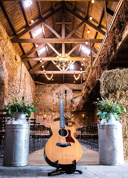 Live Wedding Singer Doxford Barn