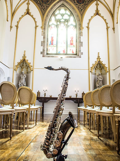 Live Sax Lartington Hall