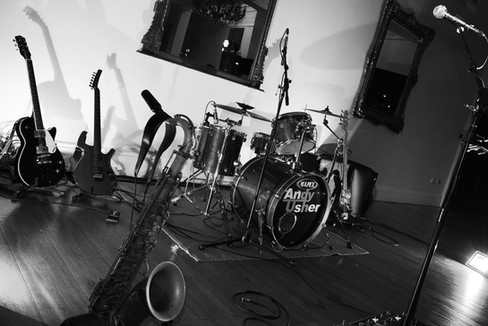 Live Band at Doxford Hall