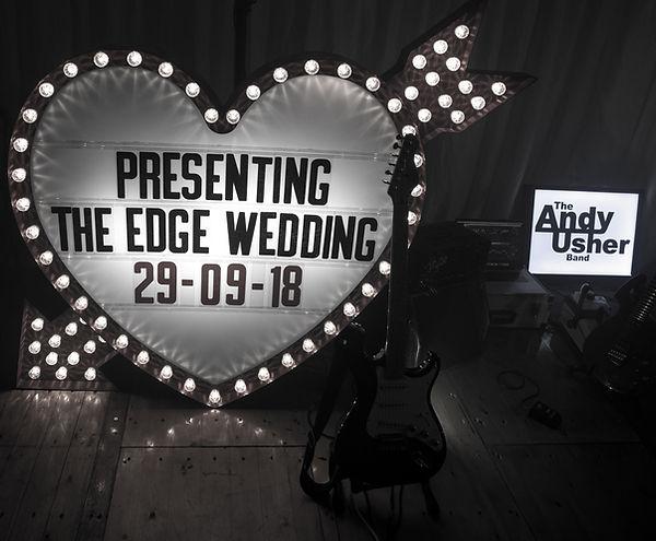 eslington hall wedding singer