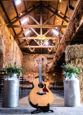 Ceremony Singer Doxford Barns