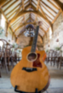 Healey Barn Acoustic Wedding Singer