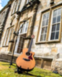Wedding Singer Capheaton Hall
