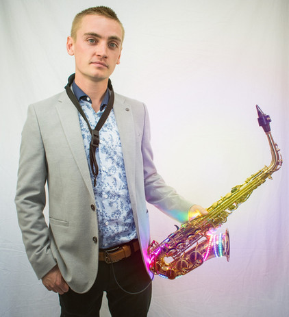 Wedding Saxophonist - LEDSAX