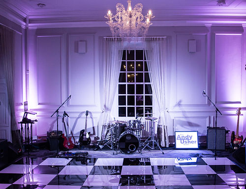 Live Band at Acklam Hall