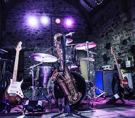Healey Barn Live Band