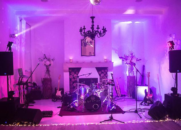 Live Band at Brinkburn Priory