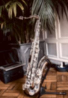 Jazz Saxophone Player Beamish Hall