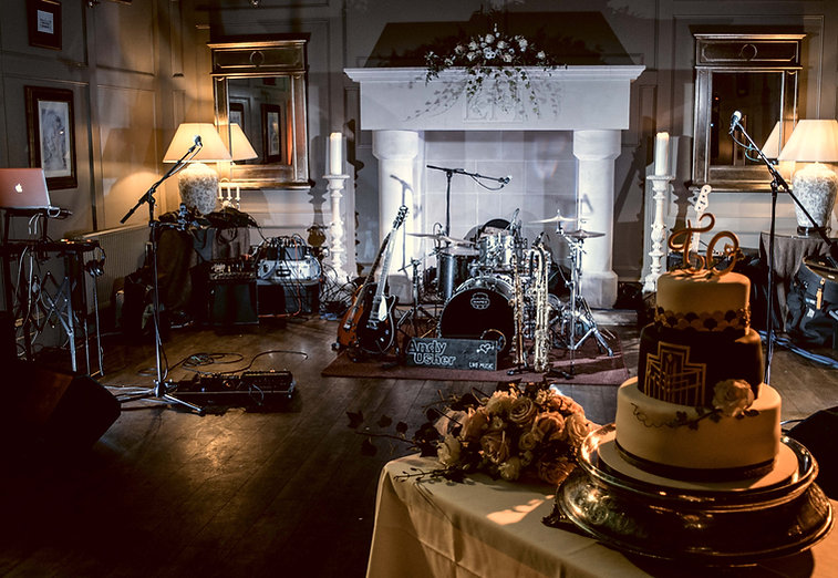 Ellingham Hall Wedding Singer | Wedding Band