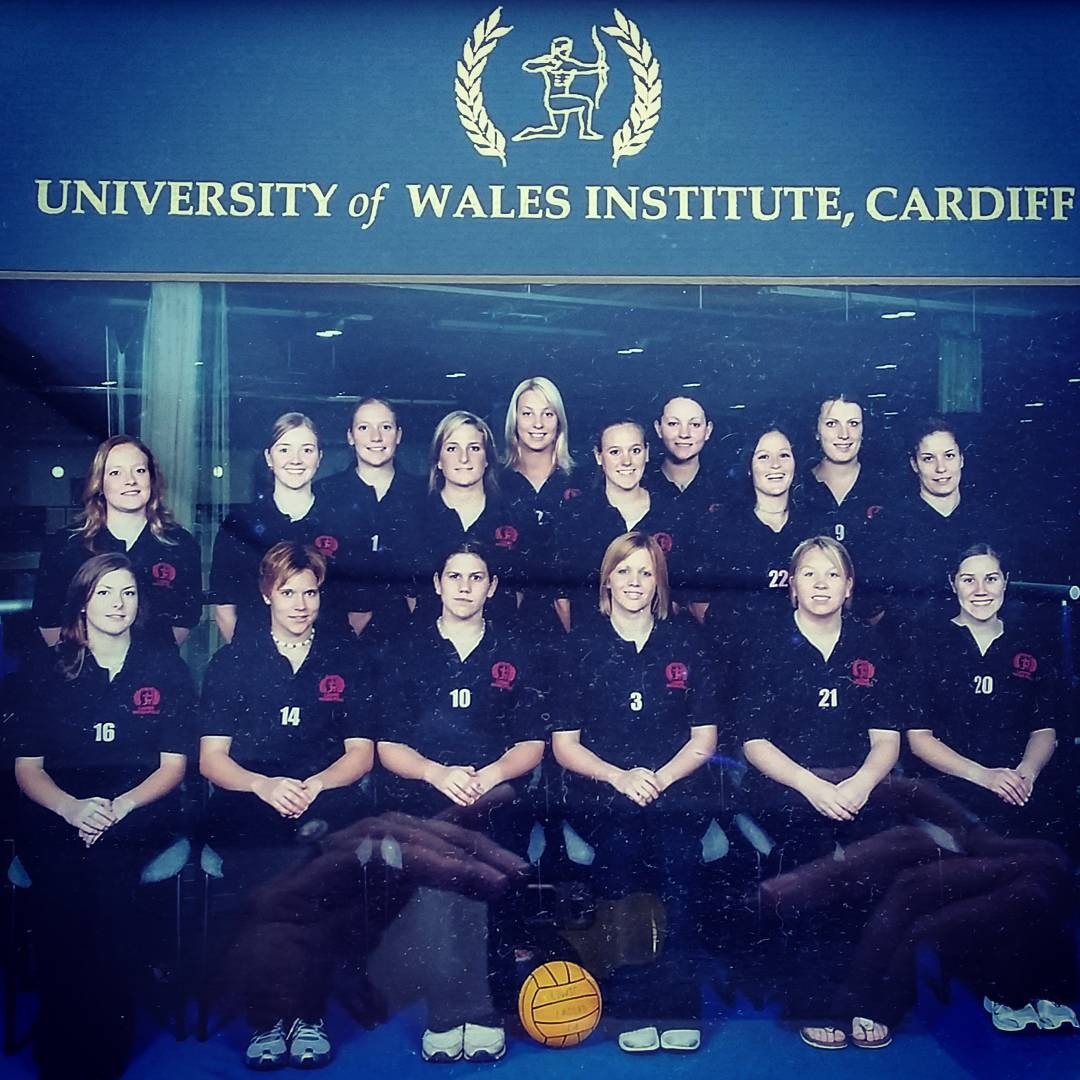 2004 WELSH UNIVERSITY WATERPOLO
