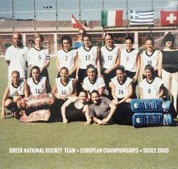 2002 EUROPEAN CHAMPIONSHIPS SICILY , ITALY