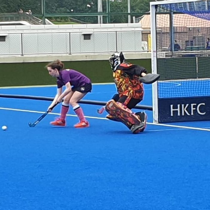 2019 GOALKEEPER OF THE TOURNAMENT HONG KONG 6S