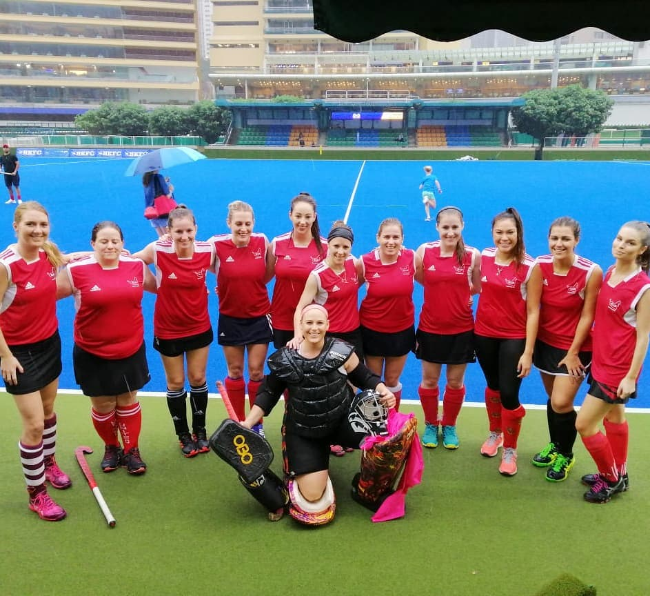 2019 DHC WOMENS HOCKEY HONG KONG TOUR