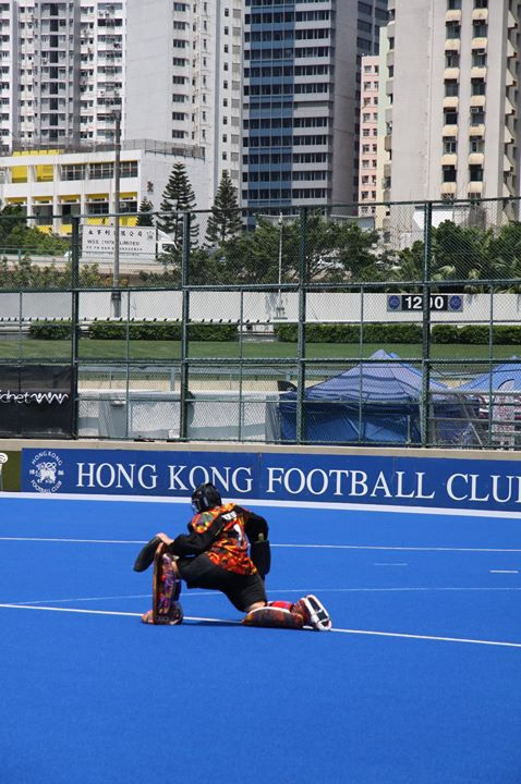 2018 KEEPER OF THE TOURNAMENT HONG KONG 6s