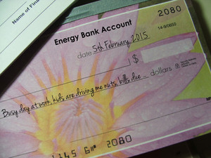 4 tips to keep your Energy Bank Account from going into overdraft