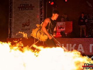 Владислав-артист коллектива Fire Party