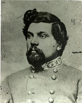 Thomas Rosser virginia cavalry commader rustburg lynchburg jubal early thomas munford catalpa hill
