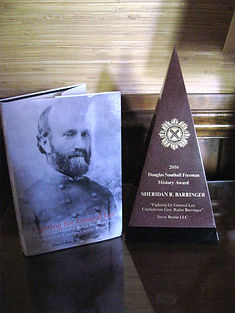 General Rufus Barrringer biography douglas southall freeman book award