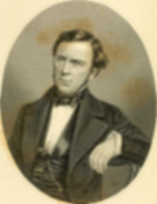 Abraham Lincoln daniel moreau barringer ambassador