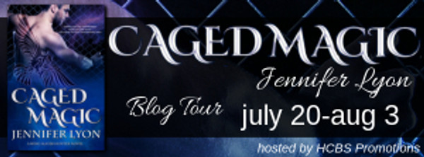 Caged Magic Tour Banner