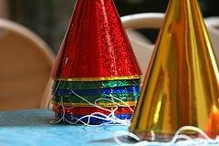 Website Launch Party Set