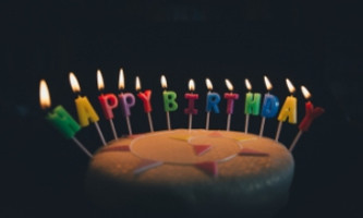 Birthday Month Kick-off