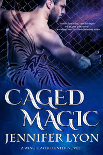 CagedMagic Cover