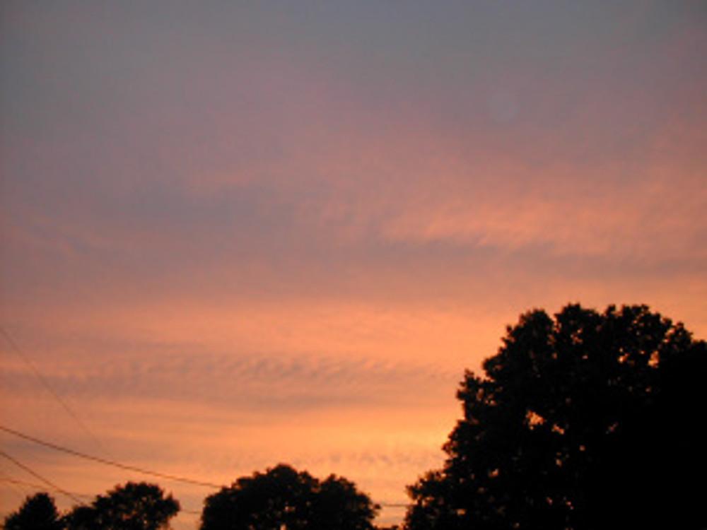 sunset 7-11-13