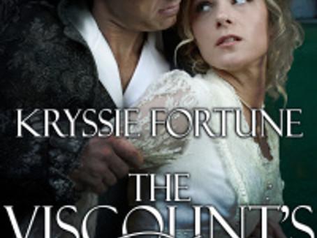 Guest Author Kryssie Fortune