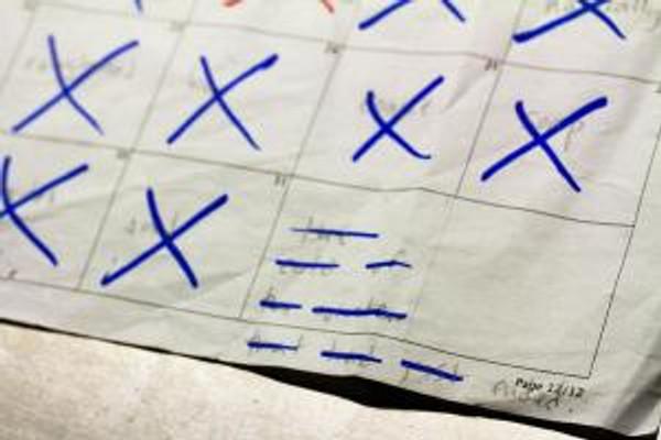 countdown calendar