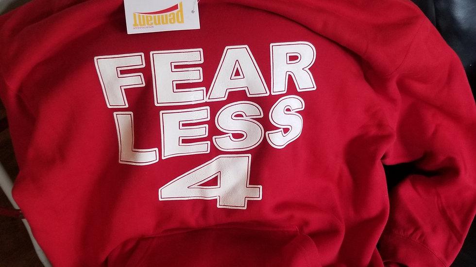 Fearless 4 Hoodie