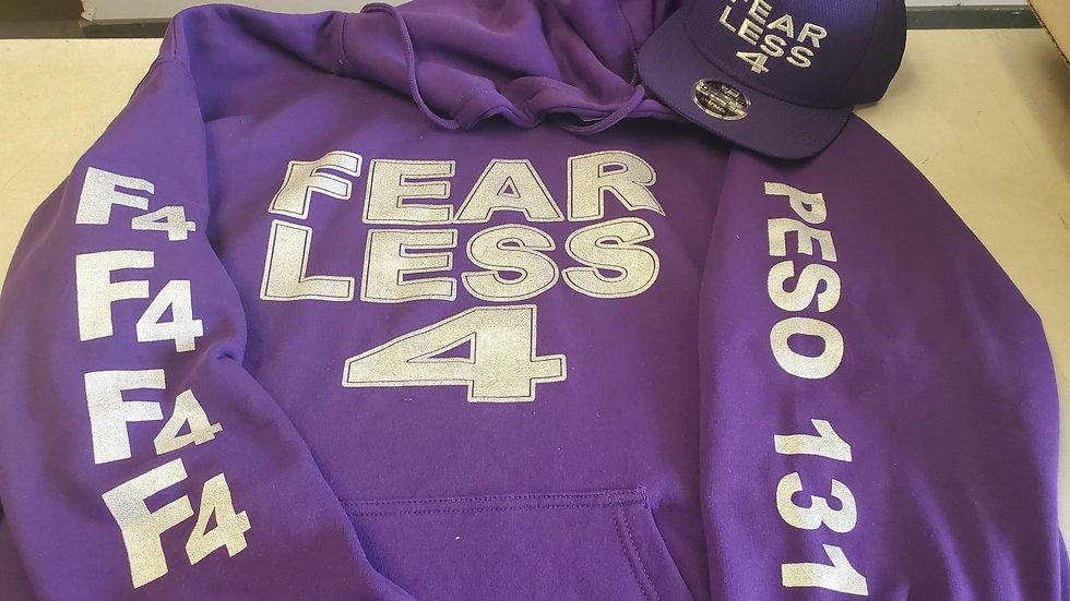 Fearless 4 Signature Apparel