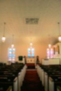 Salem Church sanctuary