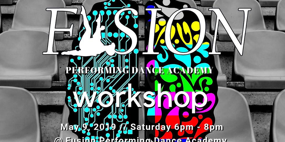 DREAM x Fusion Workshop