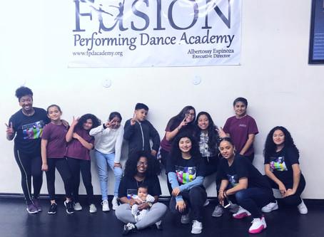 Fusion Dance Academy x DREAM