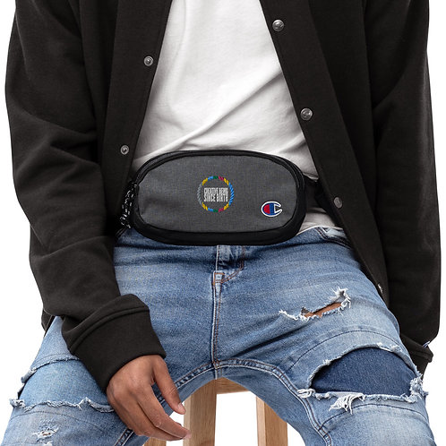 """Creative Being"" Champion fanny pack"