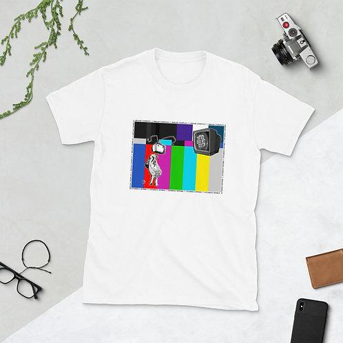 """""""Mojo's DREAM"""" White T-Shirt"""